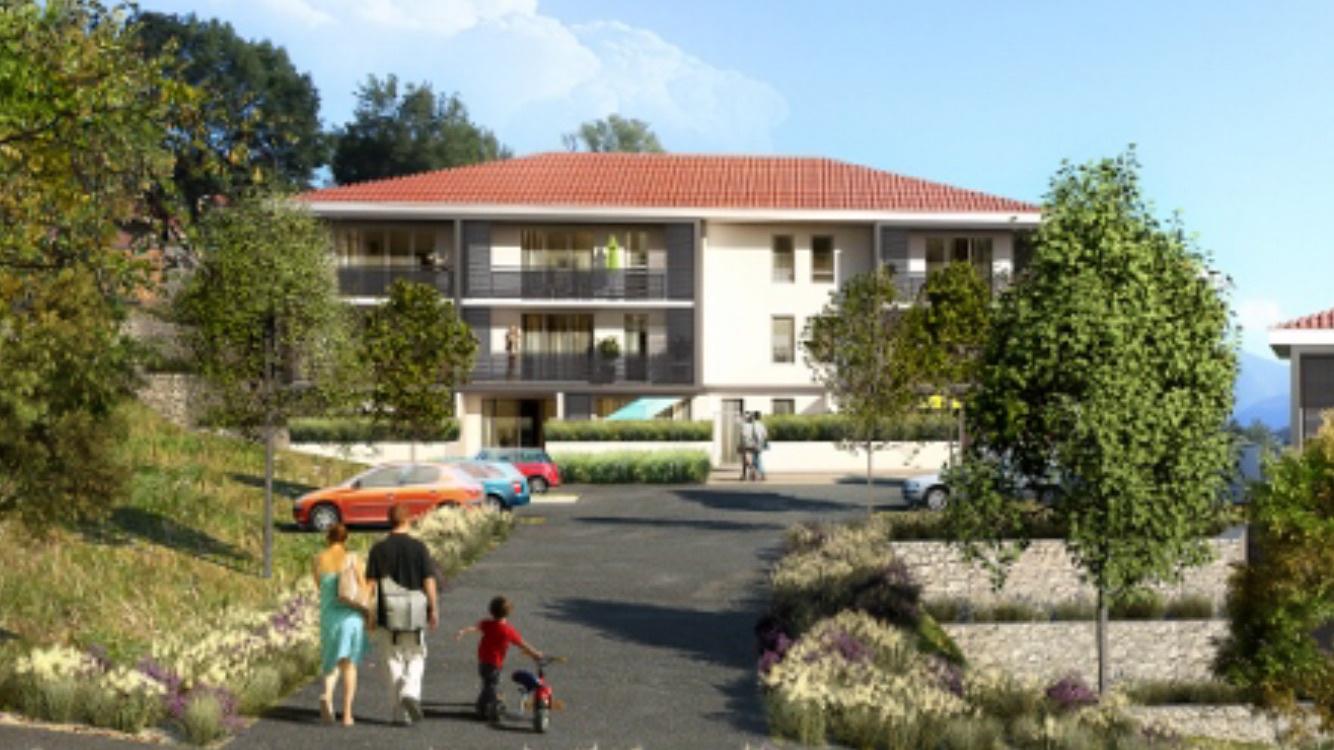 Annonce vente appartement le touvet 38660 85 m 239 for Vente de appartement